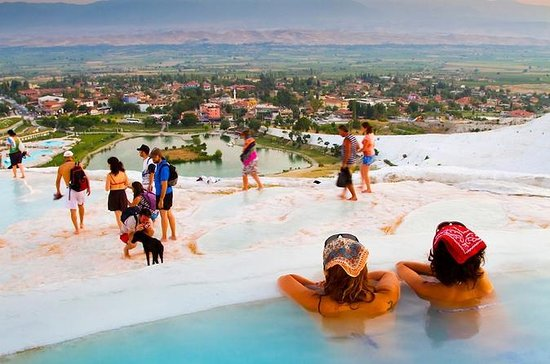 Pamukkale Day Trip from Istanbul...