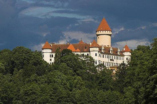 プライベートツアー:プラハからのKonopiste Castle Tour