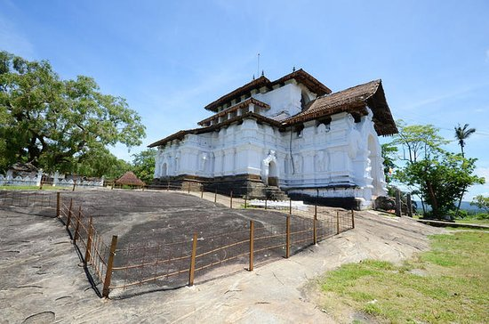 Privat helgedagstur: Kandy Temple Run...