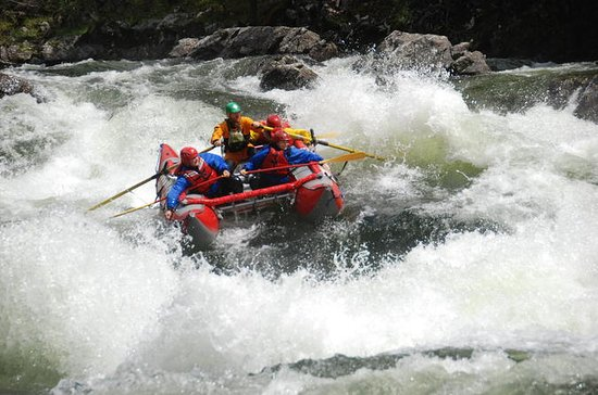 High Adventure Half-Day Whitewater ...