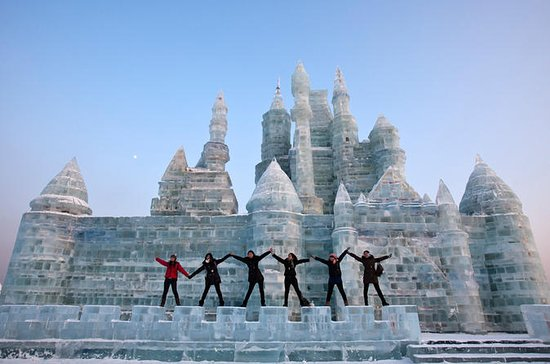 City Tour Privado de Harbin no Inverno