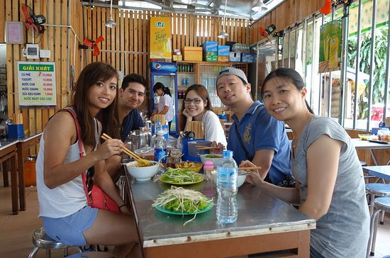 Tour gastronómico Funtastic Danang