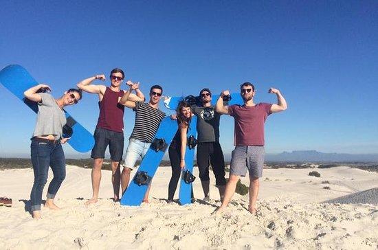 Sandboarding ab Kapstadt