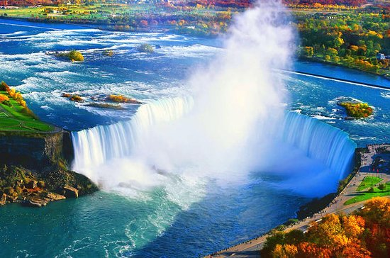 Private Tour of Niagara Falls with