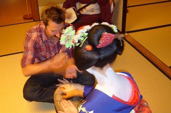 Privat middag med Geisha
