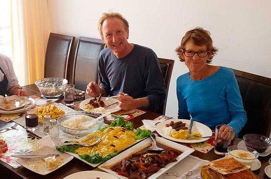 Peruvian Cooking Class Tour in Cusco