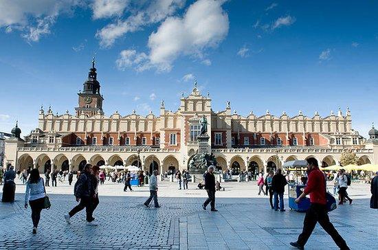 Visite privée de Cracovie