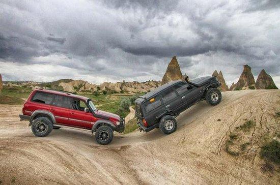 Cappadocia Jeep Safari Tour