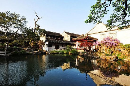 Private Suzhou Day Tour of Tiger Hill...