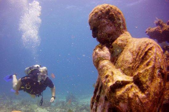 Underwater Museum, Manchones Reef...