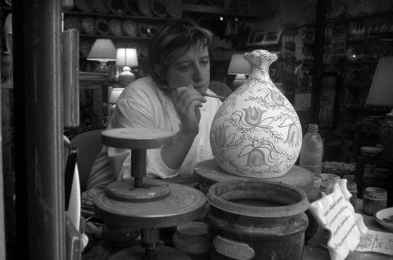 Ceramic Experience Visit