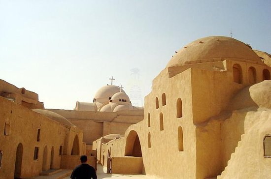 10-Hour Monasteries Tour at Wadi El...