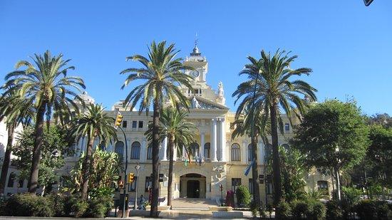 Malaga City Council Building