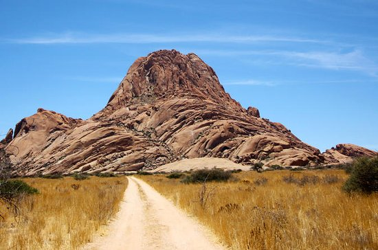 Spitzkoppe Guided Tour from...
