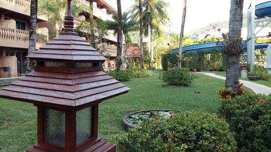 Phuket Orchid Resort & Spa: Территория и не только