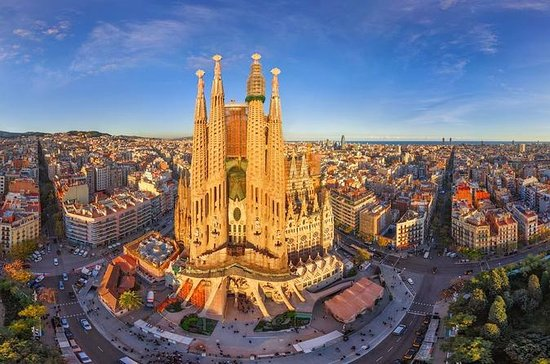 Barcelone: excursion privée à la...