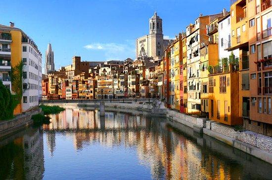 Girona and Wineries of Perelada...