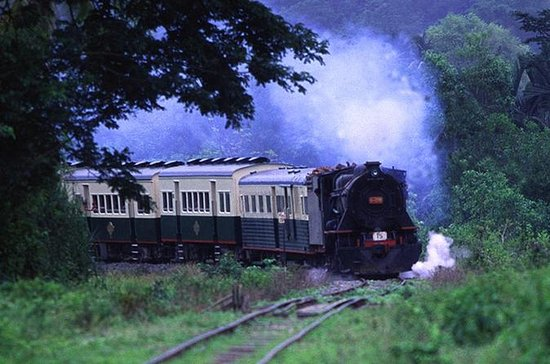 Half-Day North Borneo Railway Train...