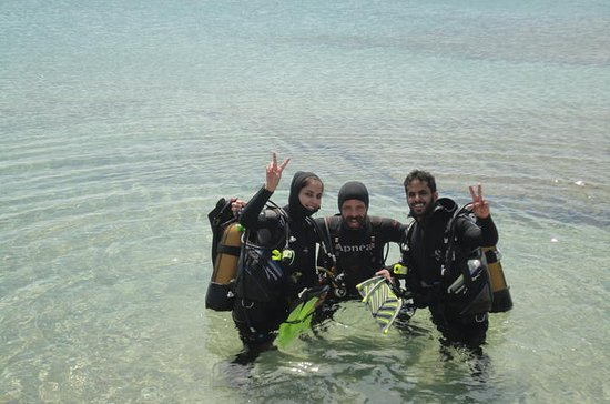 Discover Scuba Diving Adventure in...
