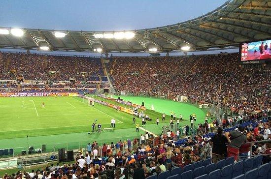 Assento VIP no AS Roma's Stadio...