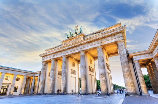 Full-Day Berlin Excursion med rundtur...