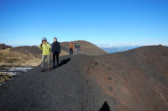 Small Group Tour: Etna wine and ...