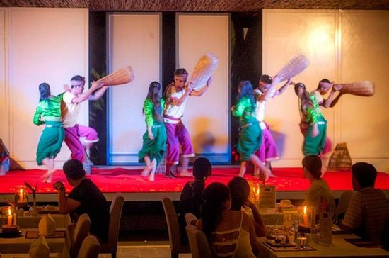 Khmer Dinner with Apsara Performance in Siem Reap