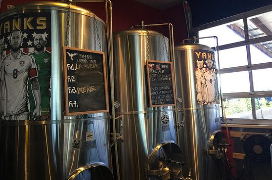 San Antonio Whiskey Distillery and Brewery Hopper Tour