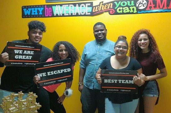 Clarence Earl Gideon Escape Room
