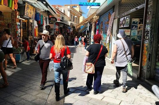 Full-day Small Group Athens Walking ...