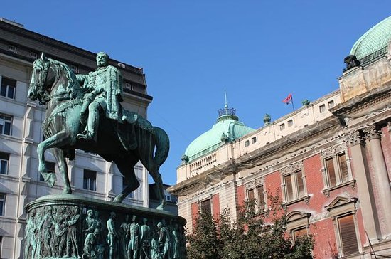 Belgrade Historic Private Walking Tour