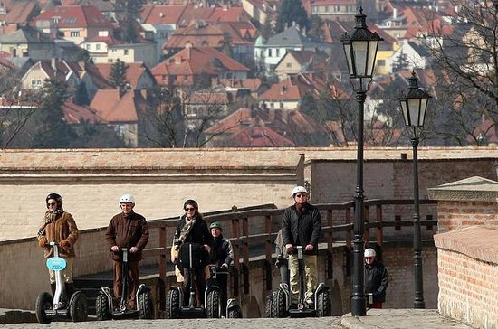 2-hour Segway Tour in Brno: Conquer...