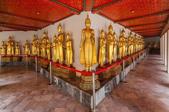 Private Tour: Tempel-Tour in Bangkok