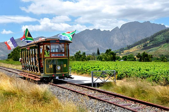 Full-Day Franschhoek Wine Tram...