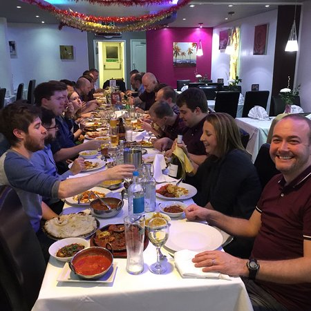 Indian Food Worcester Delivery