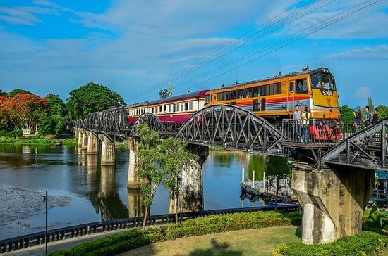 Private Tour: Kanchanaburi Historical...