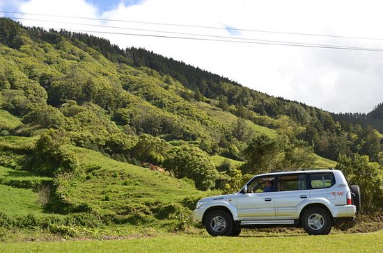 Half-Day Jeep Tour from Ponta Delgada...