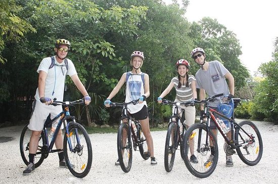 Mayan Jungle Mountain Bike Tour for...