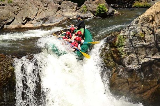 Adventure Rafting Class III and IV in ...