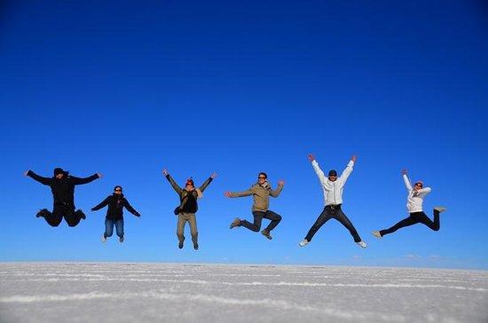 Uyuni Salt Flats Full-Day Tour with ...
