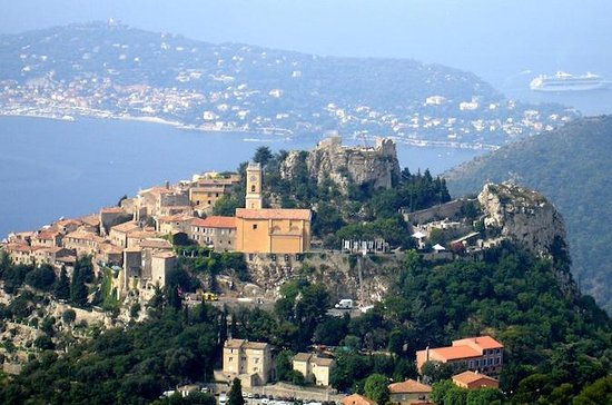 Small-Group Full-Day Tour to Eze and ...