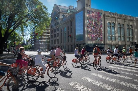 South Buenos Aires Bicycle Tour with...
