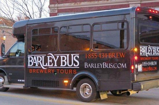 Bryggeri og Distillery Tour i Kansas...