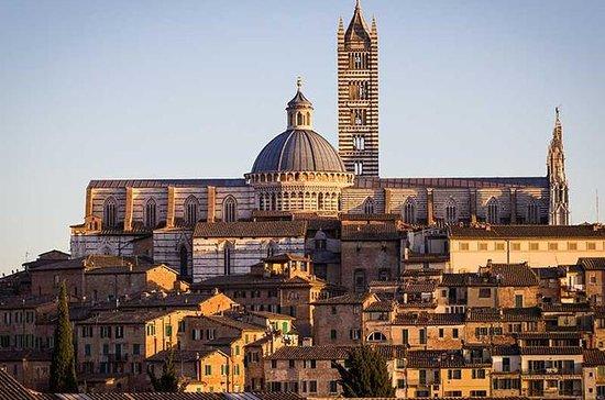 Viagem de um dia privada para Siena e...