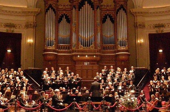 Coro de Bach e orquestra dos Países...