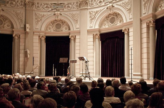 A Concertgebouw apresenta um concerto...