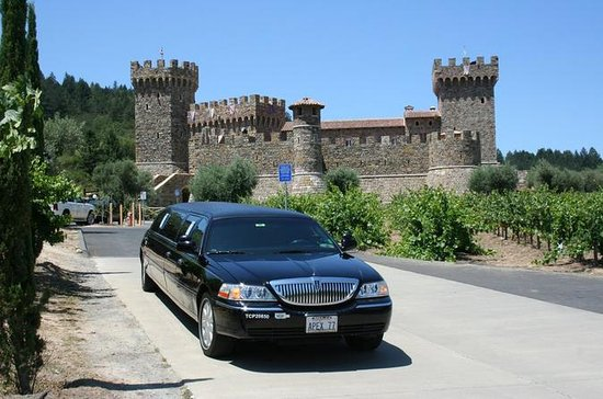 8-Hour Private Limousine Wine Country...