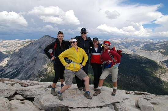 Yosemite National Park Half Dome Full-Day Guided Hike