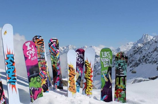 Location de Snowboard Mammoth...