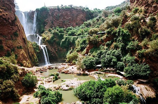 Private Guided Day Trip to Ouzoud ...